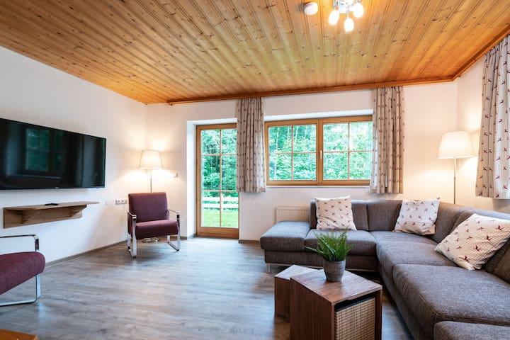 Geräumiges Ferienhaus in Rauris nahe dem Skigebiet