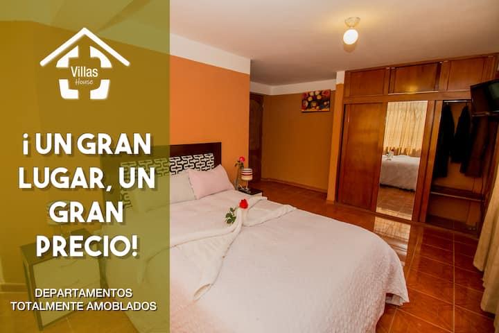 Villas House, apartamentos en  Cusco