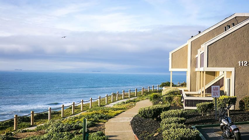 Walking distance to the beach - Pacifica - Appartement