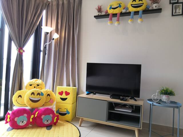 JOLLY HOME @ MIDHILLS , GENTING HIGHLANDS 欢乐屋+WIFI