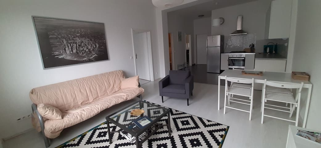 Modern apartment near the city center / 3 bedrooms