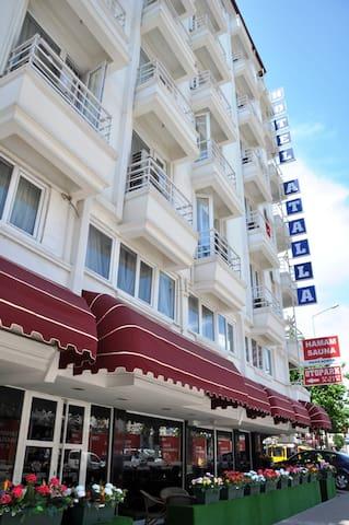 Atalla Hotel - Muratpaşa - Butik otel