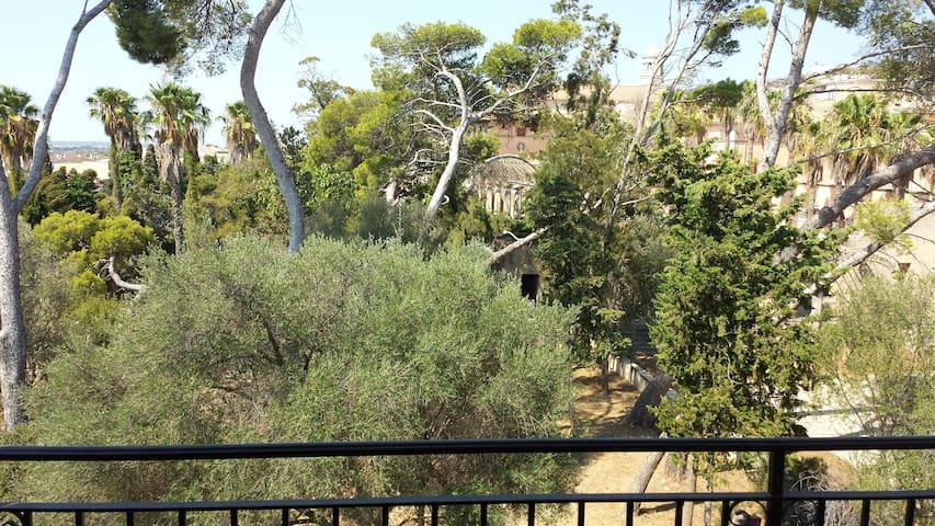 Piso con buenas vistas en el centro del pueblo - Lloseta
