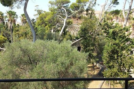 Piso con buenas vistas en el centro del pueblo - Lloseta - Apartamento