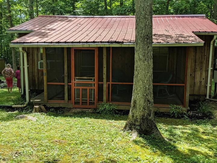 Cozy Cabin at Buck Creek