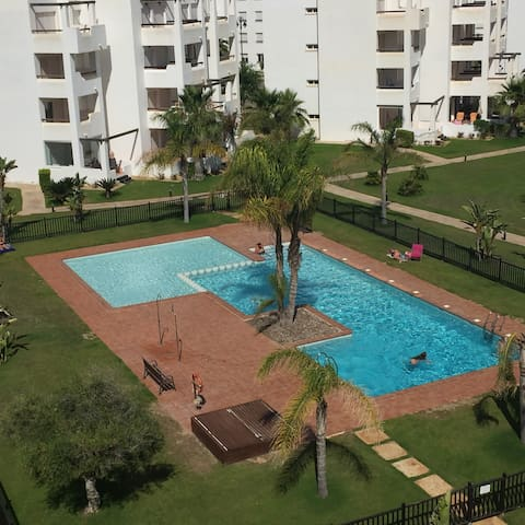 2 bed ground floor apt with terrace at Las Terrazas de la Torre - Torre-Pacheco - Apartment