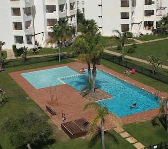 2 bed ground floor apt with terrace at Las Terrazas de la Torre - Torre-Pacheco - 公寓