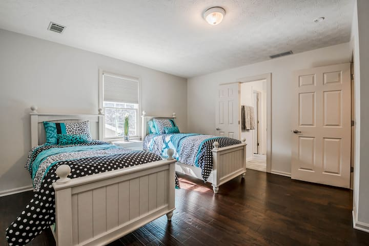 Double single Room