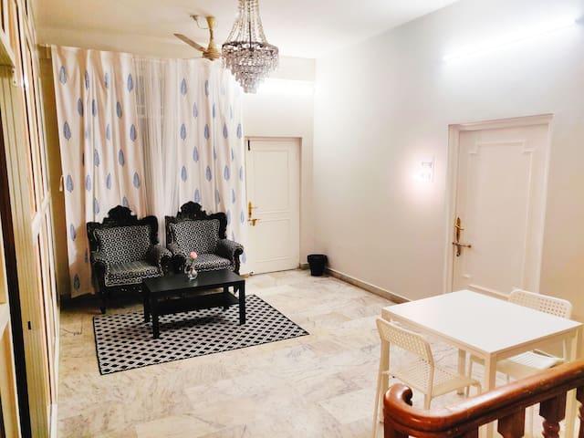 One BHK serviced apartment in BANJARA HILLSRD NO14