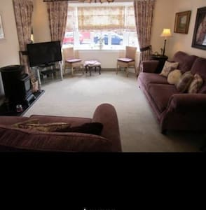 Cute and cosy room!!! - Newton Mearns