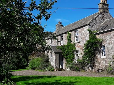 Weston Farm - historic house on organic farm