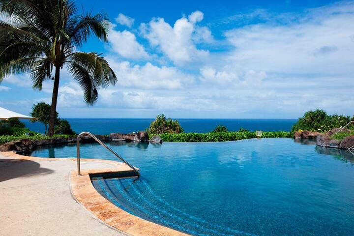 Westin Princeville Ocean Resort Villas Kauai