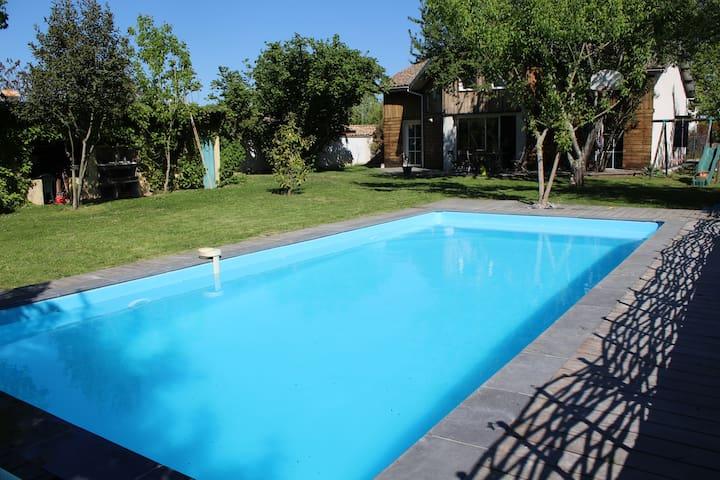 Grande maison avec piscine - Mérignac - Maison