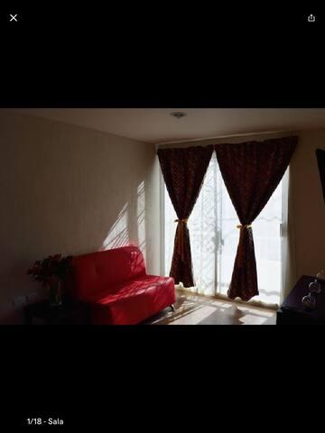 Apartment in Puebla - Heroica Puebla de Zaragoza - Apartamento