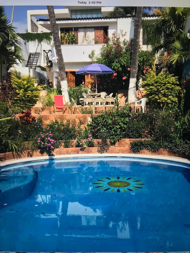 Villas del sol Beach bungalows 2 bedroom & 2 bath