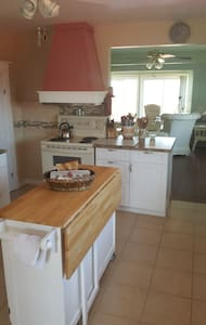 Beautiful Island Cottage with Ocean View - Grand Manan