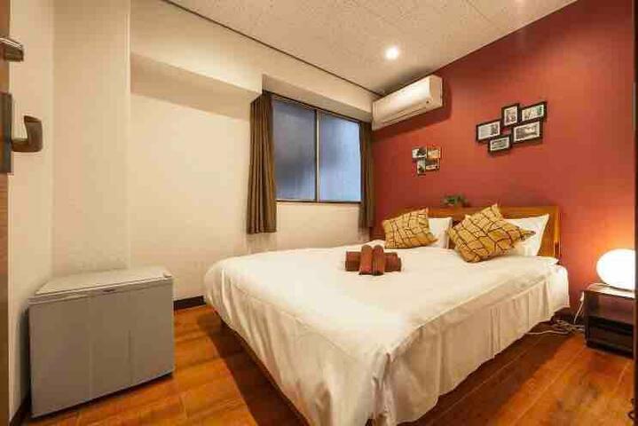 Cozy&Convenient& Close to Ikebukuro 池袋附近超方便舒适公寓202