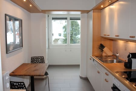 Executive 1BR flat, city center (Hammer 2) - Zürich - Apartment