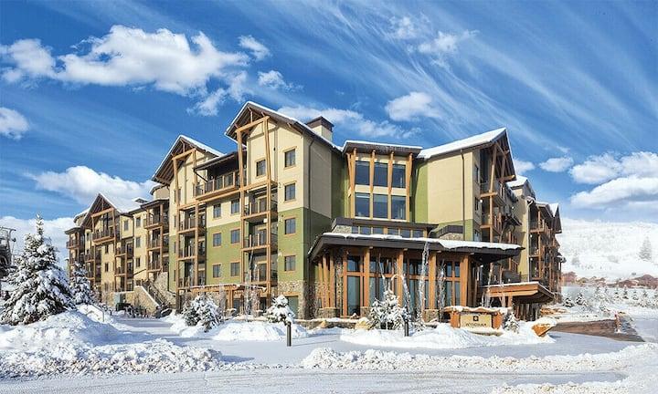 Wyndham Park City Ski In / Ski Out Resort