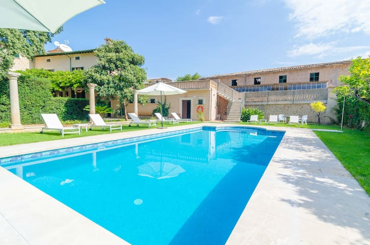 CAN PATI - Villa for 14 people in Sóller.