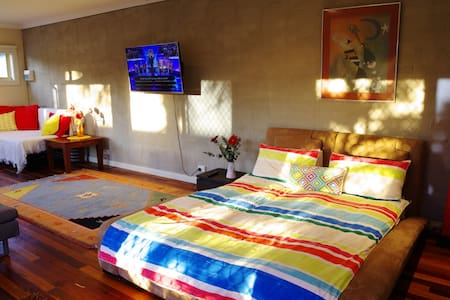 Private Garden Studio, pet friendly - 阿尔伯里(Albury) - 宾馆