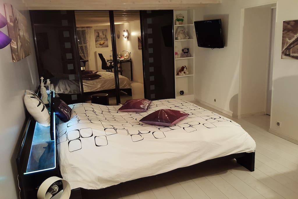 Suite 1er étage New-York