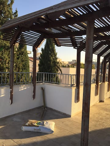 Duplex penthouse in the heart of Rehovot - Rehovot - Apartamento