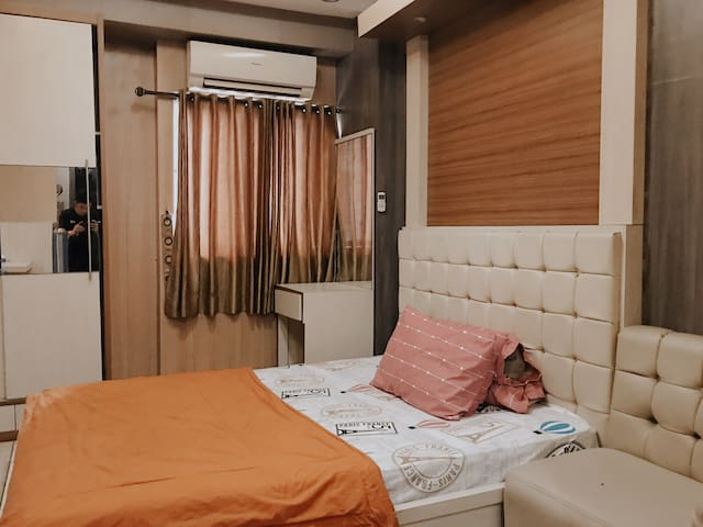 Apartement the suites metro type studio superrior