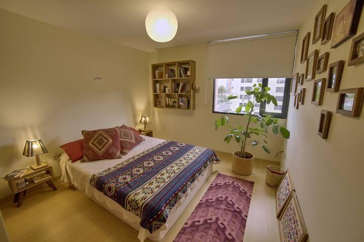 Second Bedroom / Segundo habitación