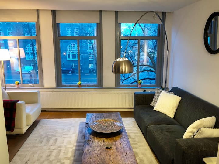 A sanctuary in the heart of Amsterdam