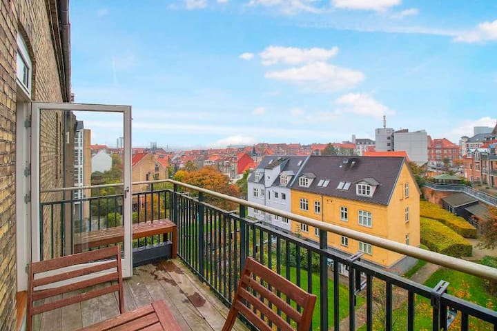 Premium location in central Aarhus
