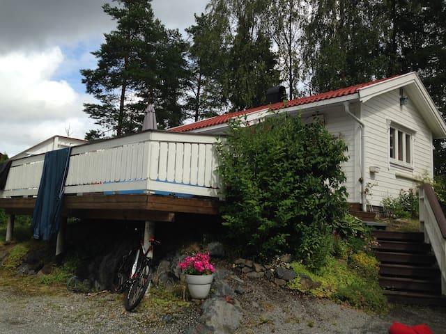 Vinterbro - Ås - Cabaña