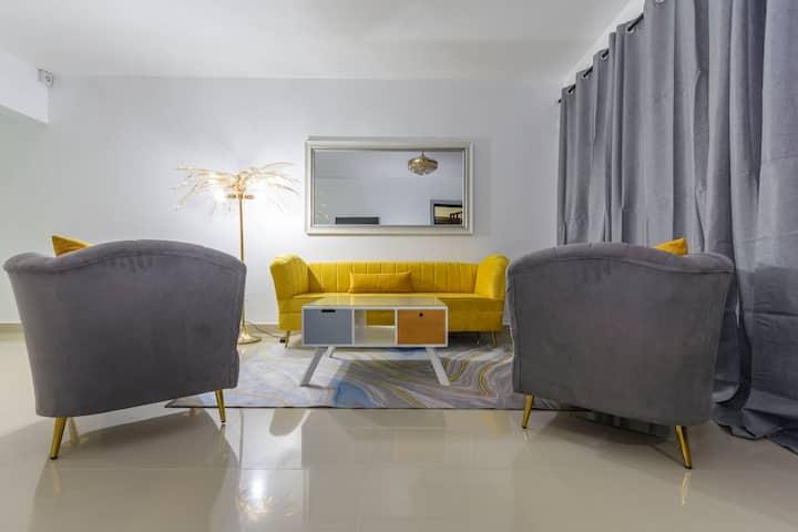 Apartamento moderno en Santiago y cerca del Homs