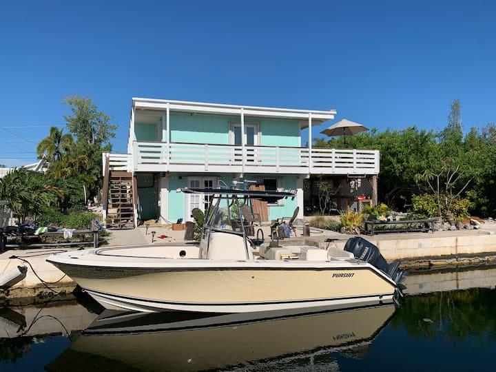 Waterfront Keys Paradise