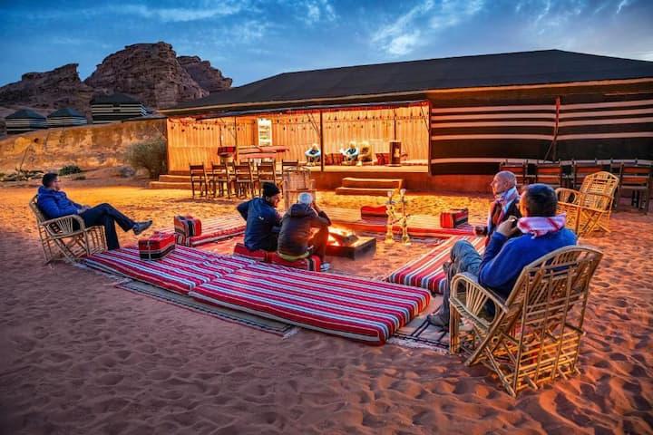 Wadi Rum - Mohammed Mutlak camp