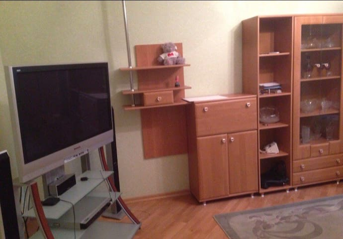 2 bedroom apartment near the Main Exhibition(VDNH)