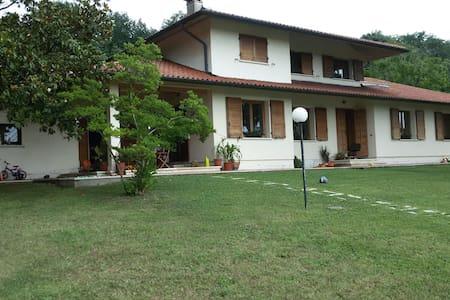Fantistica Porzione di Bifamiliare - Gambellara - วิลล่า