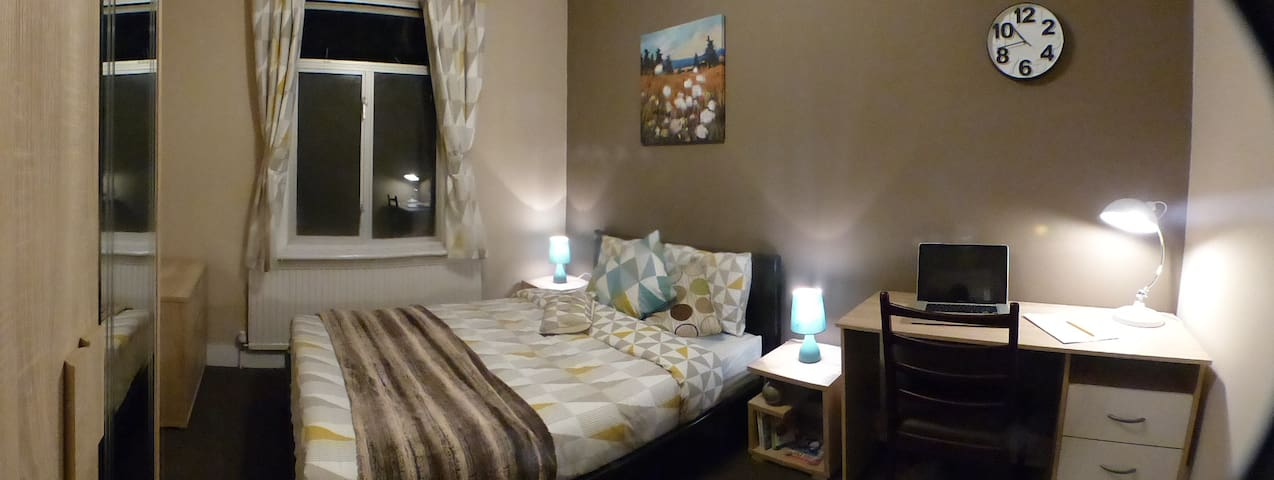 Beatiful Room, 2min from Station