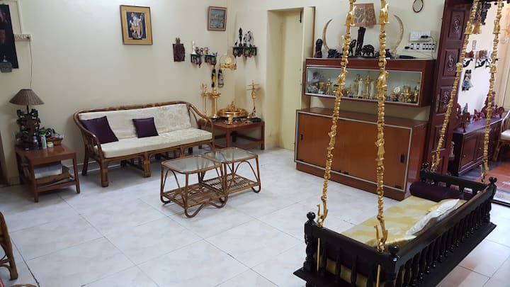 Homestay in Mylapore