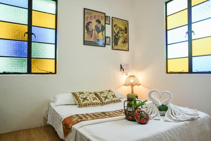 Standard 2 Persons Room in Melaka Jonker Area(R13)
