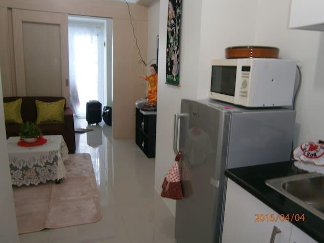 Fully Furnished Condominium Unit