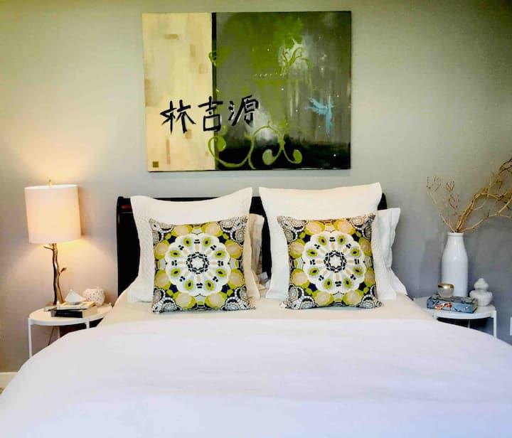 Maplewood Cozy Luxury - Beautiful Private Suite