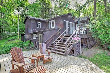 5BR Lyndhurst Cottage w/Lake Access!