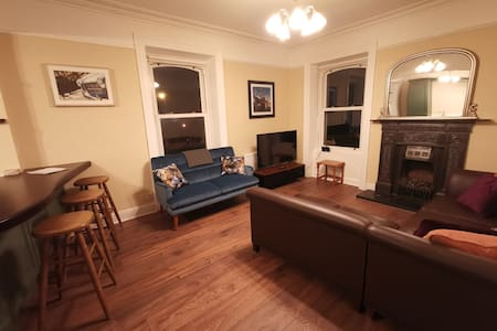 Private Apartment overlooking Howth Harbour