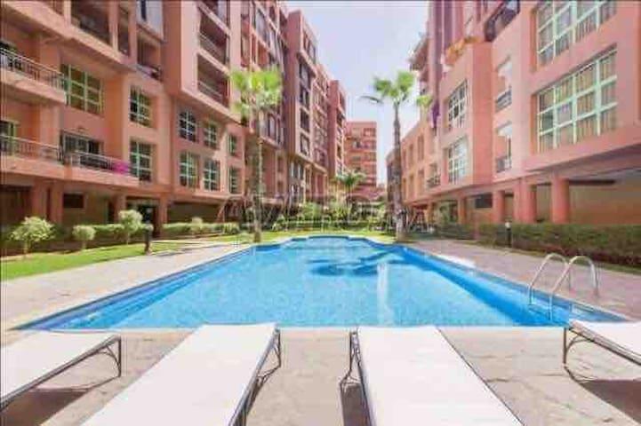 Appart haut standing piscine Wi-Fi centre C43