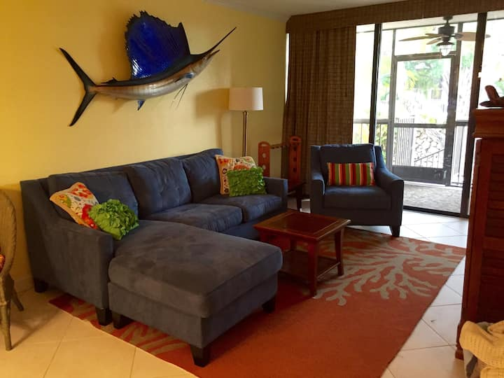 Key Largo Moonbay 3 BDRM Condo on the Bay