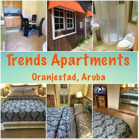 Trend Apartments Aruba - Oranjestad - Apartment