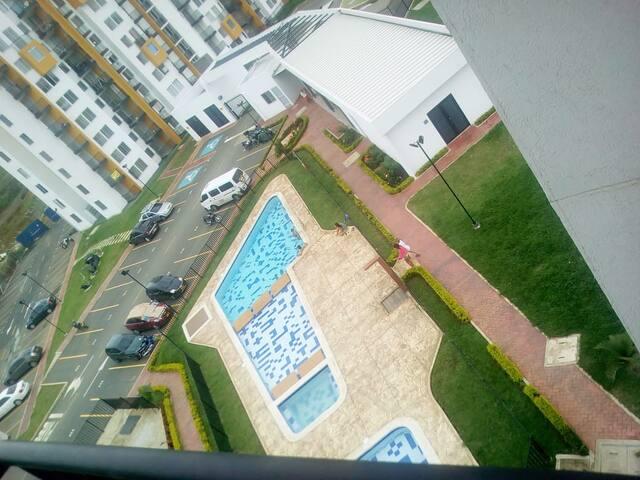 Cómodo apartamento en Alfaguara