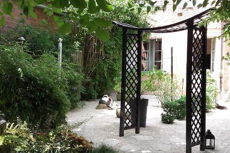 Le Despeyrous meublé en ville - Beaumont-de-Lomagne
