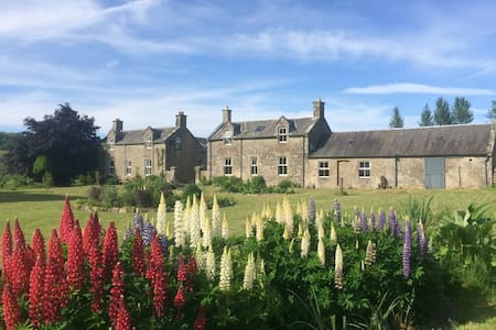 Larriston Coach House, for a very rural stay